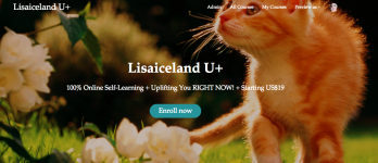 Lisaiceland U+ - Courses, SCRUM Certifications & MUCH More!